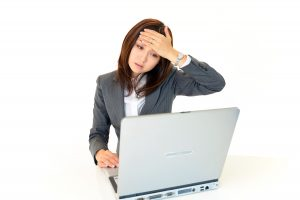 bigstock-Stressed-Business-Woman-36883795